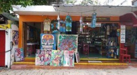 Cozumel Artists: Carlos Tello