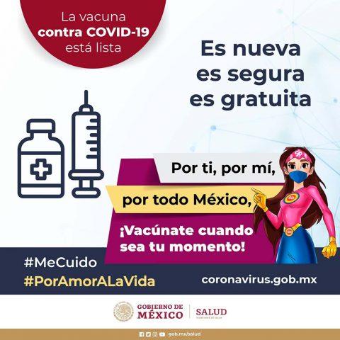 Mexican COVID-19 Vaccine