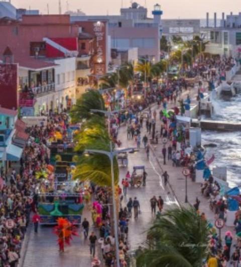 Cozumel Carnaval Parade