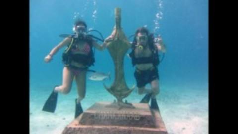 Virgin Del Mar returns to Chankanaab Park Cozumel