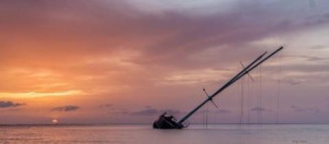 Cozumel Shipwreck