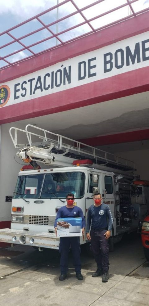Firefighters Bomberos Cozumel