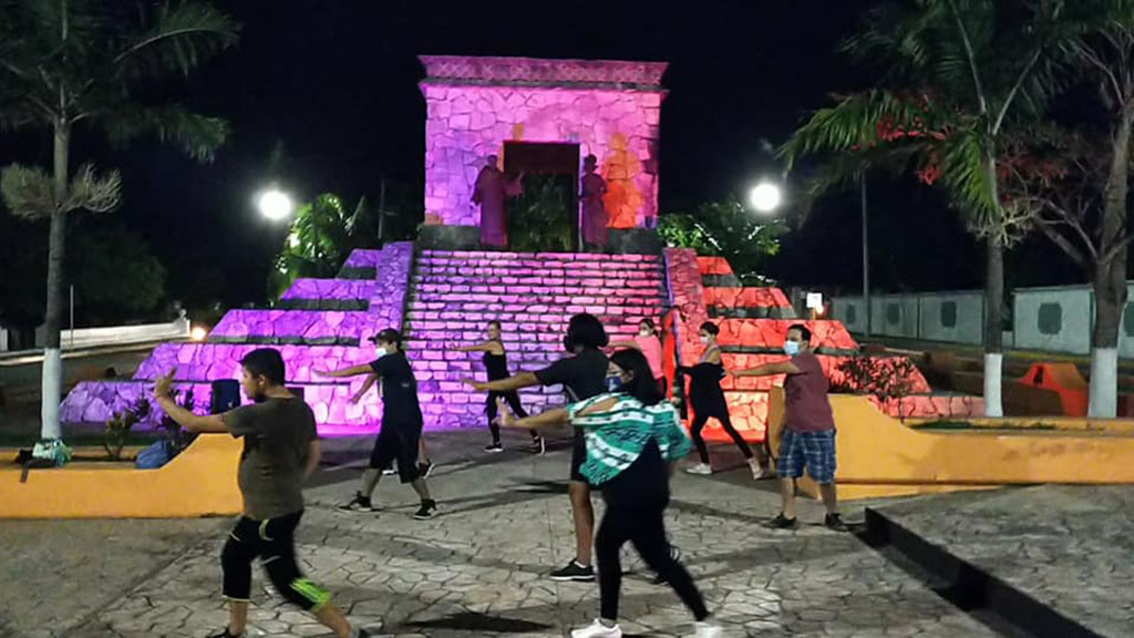 Cozumel Dance Video Tribute